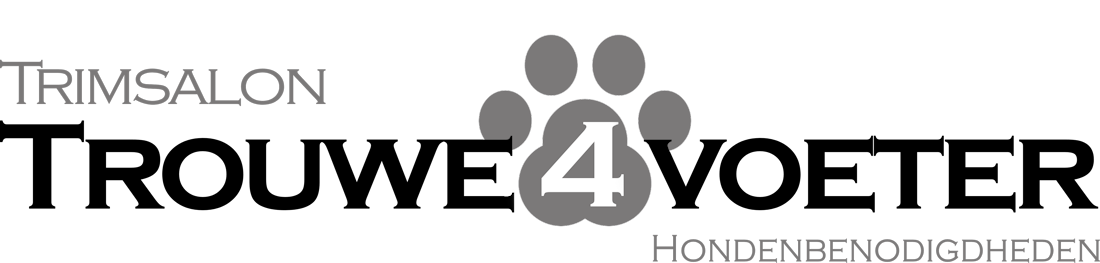 Trouwe4voeter trimsalon en hondenbenodigdheden
